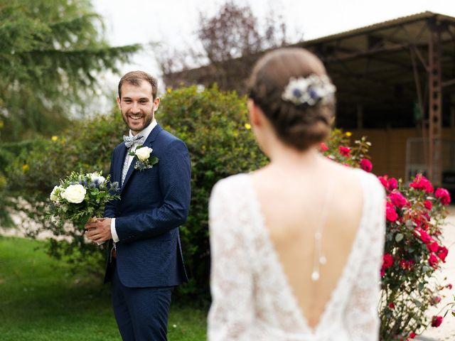 Le mariage de Romain et Gwendoline   à Prey, Eure 6