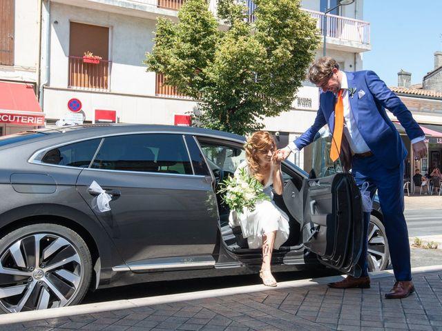 Le mariage de Alexandre et Aliénor à Bordeaux, Gironde 22
