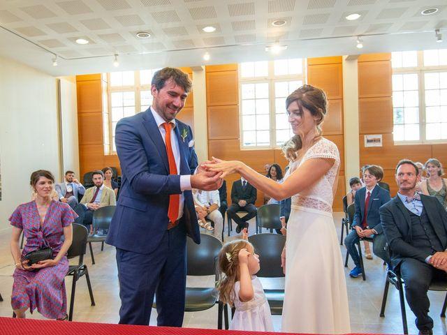Le mariage de Alexandre et Aliénor à Bordeaux, Gironde 25