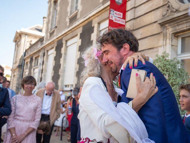 Le mariage de Alexandre et Aliénor à Bordeaux, Gironde 27