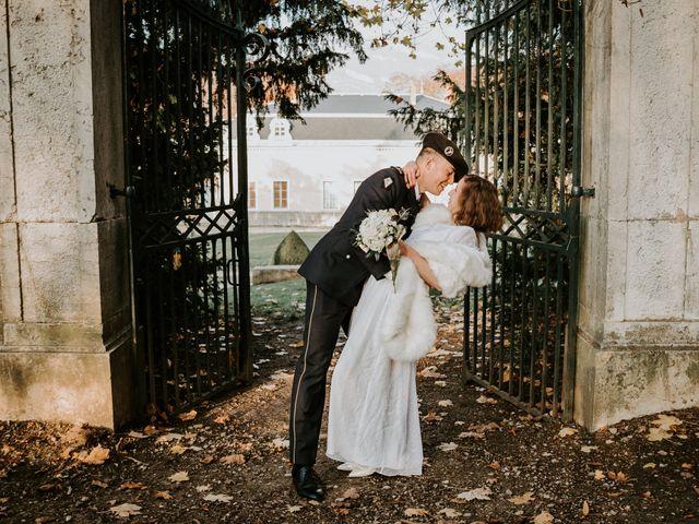 Le mariage de Jérémy et Mathilda à Chambéry, Savoie 19
