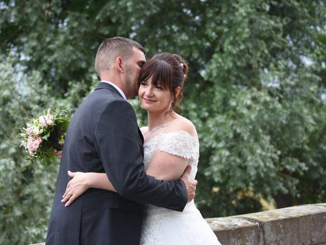 Le mariage de Lauriane et Anthony