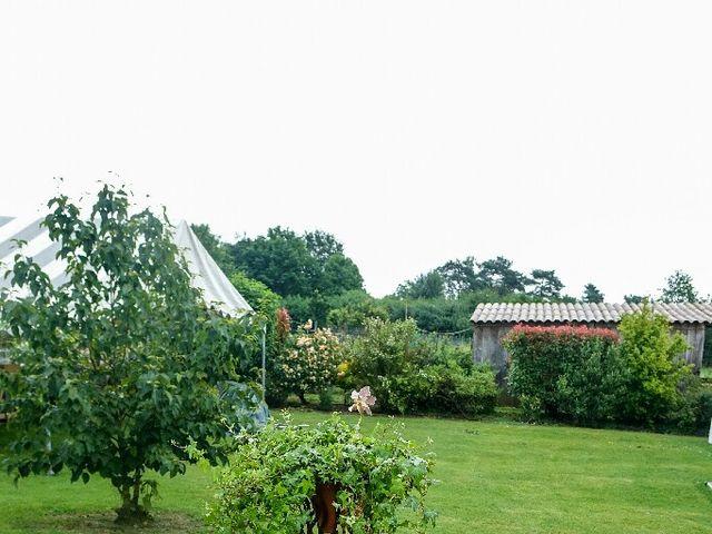 Le mariage de David et Cathy à Molières, Dordogne 6
