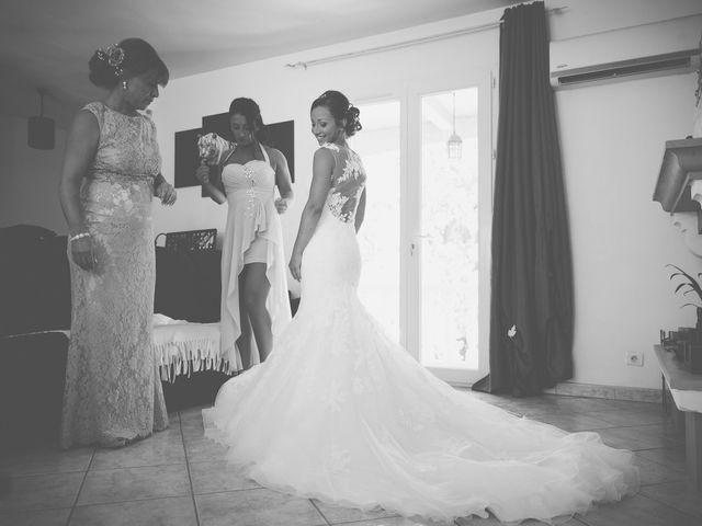 Le mariage de Loic et Kahina à Vitrolles, Bouches-du-Rhône 8