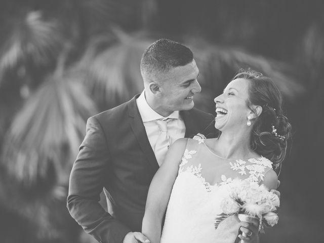 Le mariage de Kahina et Loic