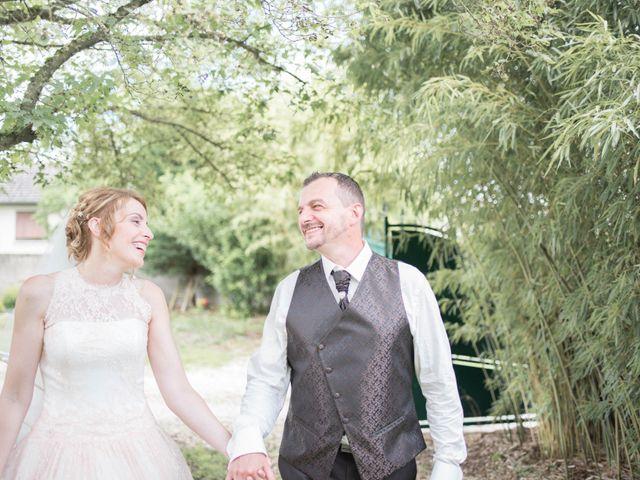 Le mariage de Ingrid et Lionel