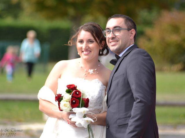 Le mariage de Mélody et Thomas à Sainte-Eulalie-en-Born, Landes 2
