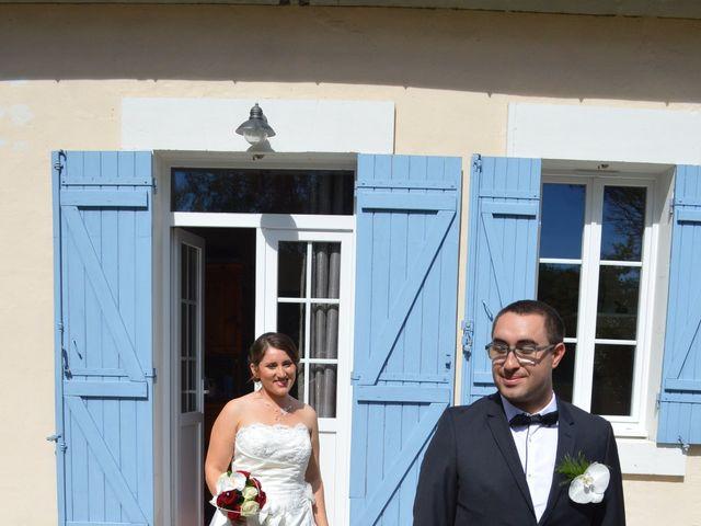 Le mariage de Mélody et Thomas à Sainte-Eulalie-en-Born, Landes 4