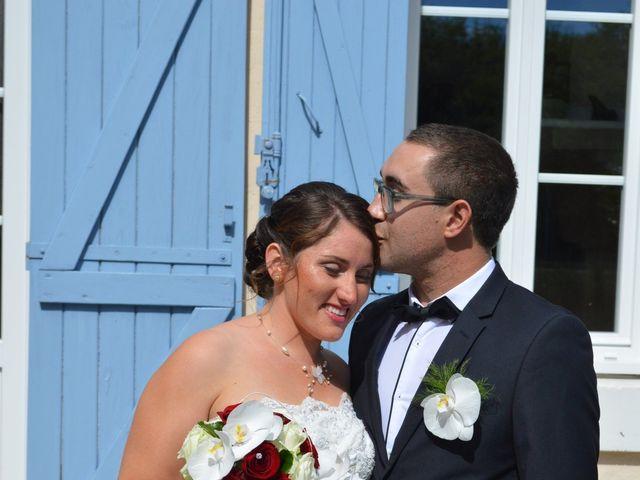Le mariage de Mélody et Thomas à Sainte-Eulalie-en-Born, Landes 6