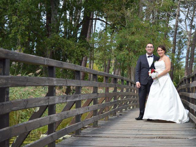 Le mariage de Mélody et Thomas à Sainte-Eulalie-en-Born, Landes 10