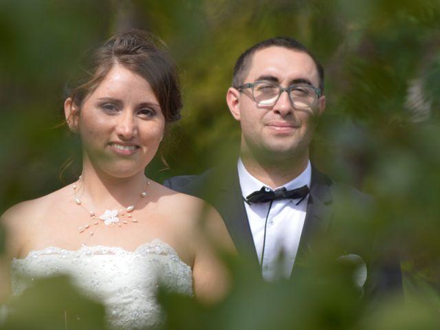 Le mariage de Mélody et Thomas à Sainte-Eulalie-en-Born, Landes 11