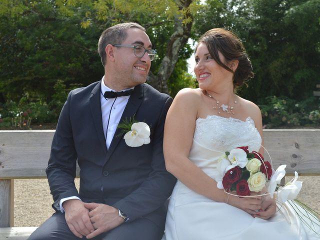 Le mariage de Mélody et Thomas à Sainte-Eulalie-en-Born, Landes 12