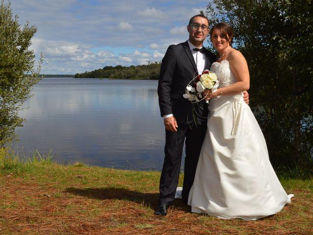 Le mariage de Mélody et Thomas à Sainte-Eulalie-en-Born, Landes 13