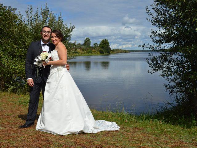Le mariage de Mélody et Thomas à Sainte-Eulalie-en-Born, Landes 14