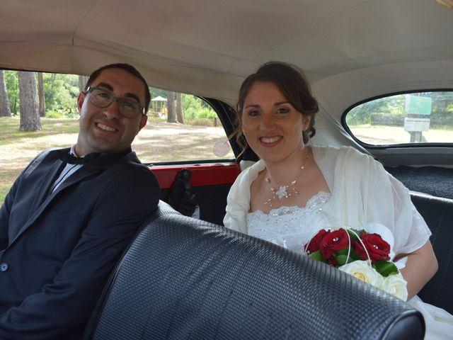 Le mariage de Mélody et Thomas à Sainte-Eulalie-en-Born, Landes 17