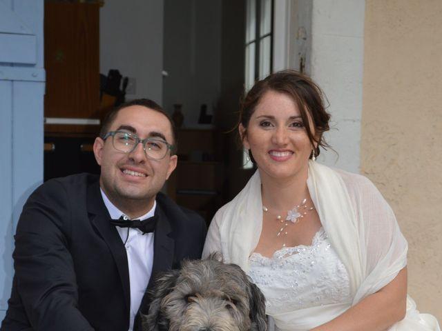 Le mariage de Mélody et Thomas à Sainte-Eulalie-en-Born, Landes 18