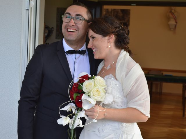 Le mariage de Mélody et Thomas à Sainte-Eulalie-en-Born, Landes 19
