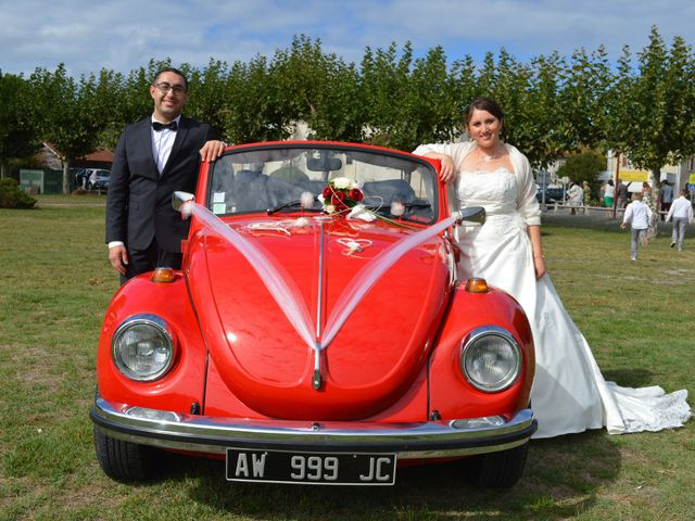 Le mariage de Mélody et Thomas à Sainte-Eulalie-en-Born, Landes 20