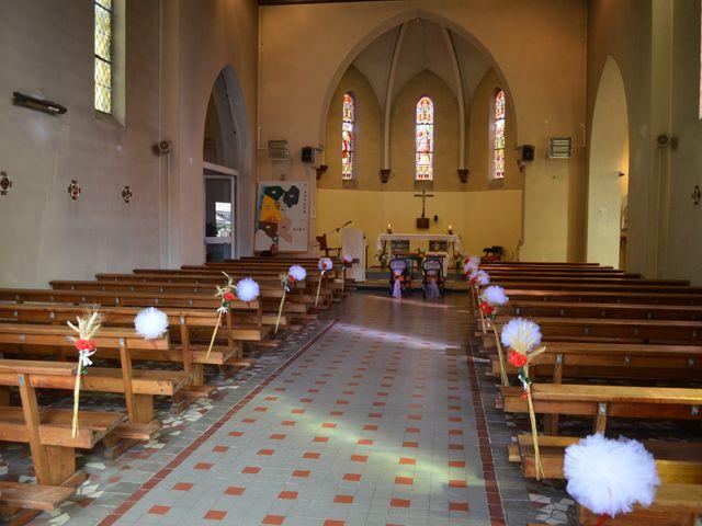 Le mariage de Mélody et Thomas à Sainte-Eulalie-en-Born, Landes 21