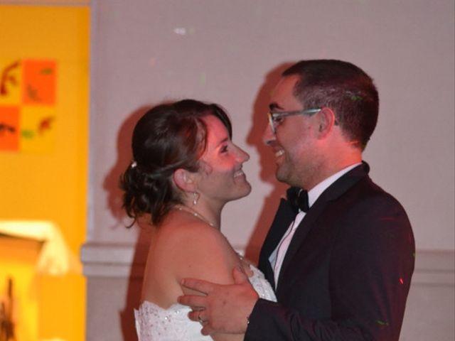 Le mariage de Mélody et Thomas à Sainte-Eulalie-en-Born, Landes 22