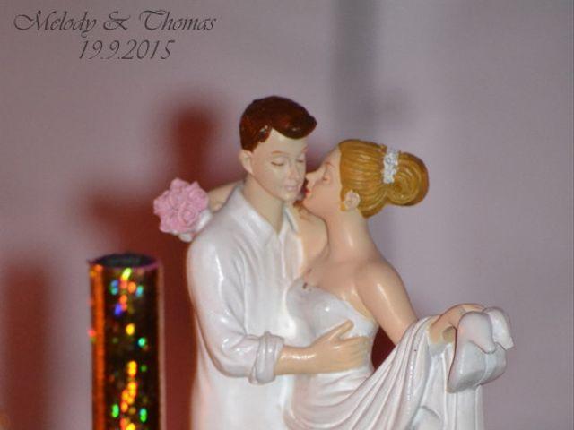 Le mariage de Mélody et Thomas à Sainte-Eulalie-en-Born, Landes 23