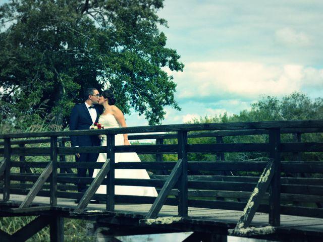 Le mariage de Mélody et Thomas à Sainte-Eulalie-en-Born, Landes 24