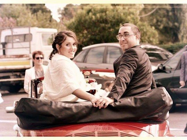 Le mariage de Mélody et Thomas à Sainte-Eulalie-en-Born, Landes 26