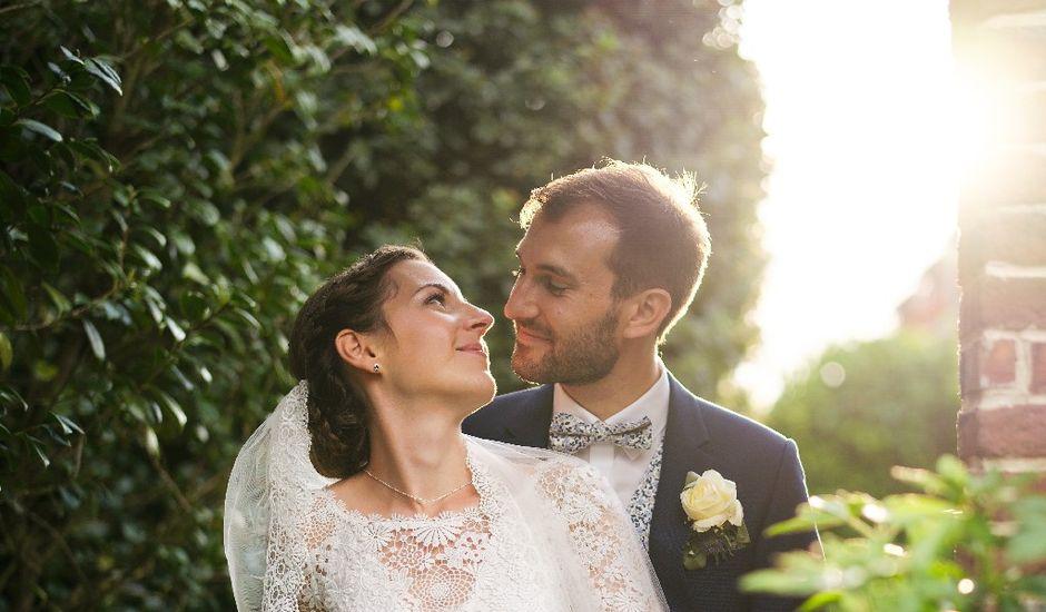 Le mariage de Romain et Gwendoline   à Prey, Eure