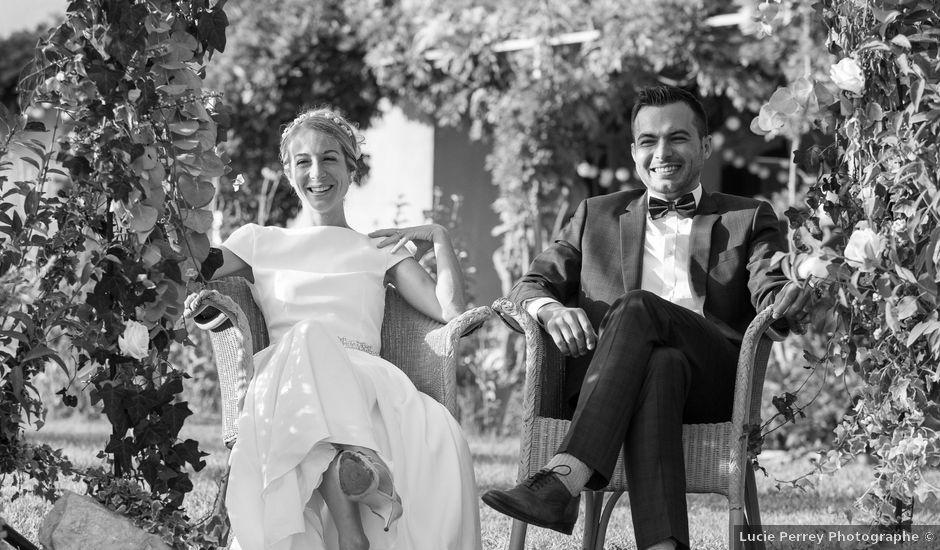 Le mariage de Guillaume et Laura à Aix-en-Provence, Bouches-du-Rhône