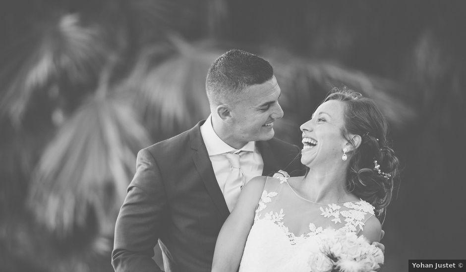 Le mariage de Loic et Kahina à Vitrolles, Bouches-du-Rhône