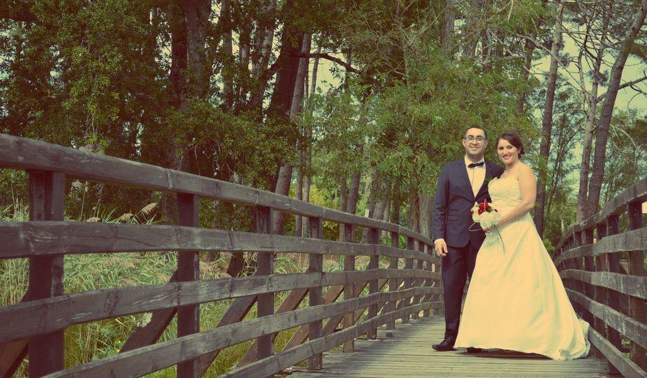 Le mariage de Mélody et Thomas à Sainte-Eulalie-en-Born, Landes