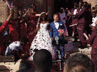 Le mariage de Alexandra  et Corentin