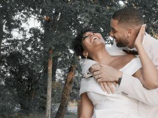 Le mariage de Élodie et Gauthier