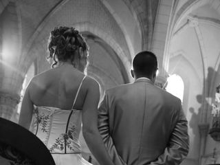 Le mariage de Laëtitia et Ludovic