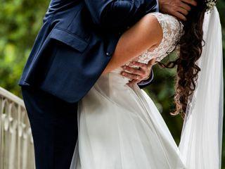Le mariage de Cécile et Alexandre
