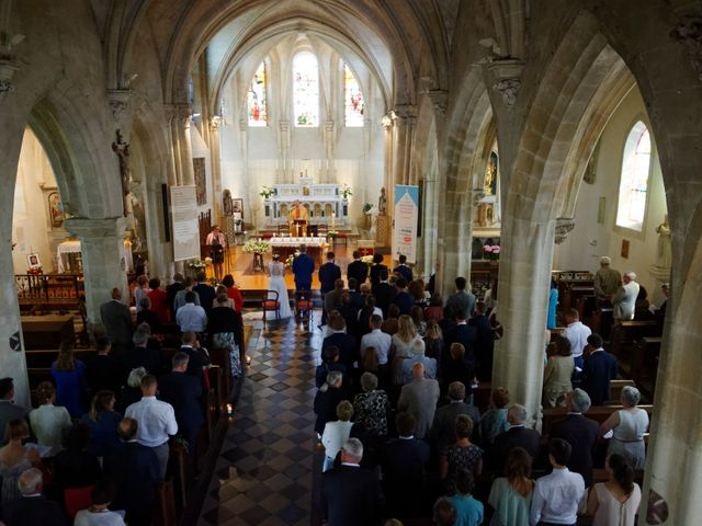 Le mariage de Pierre-Antoine et Anne-Lucie à Estrées-Saint-Denis, Oise 24