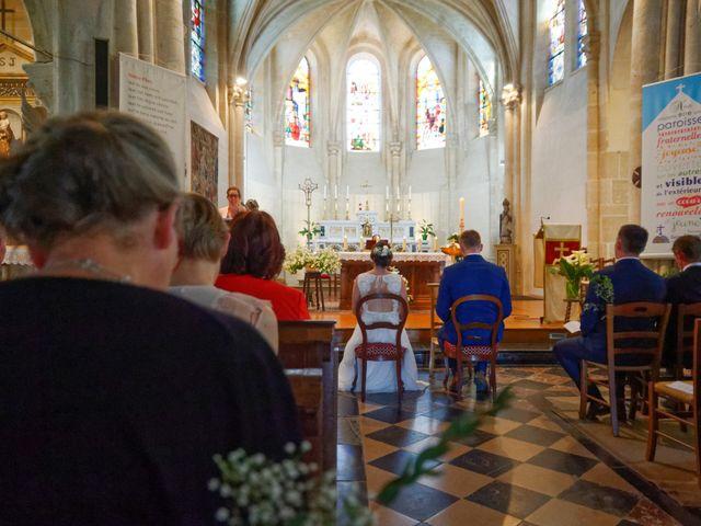 Le mariage de Pierre-Antoine et Anne-Lucie à Estrées-Saint-Denis, Oise 25