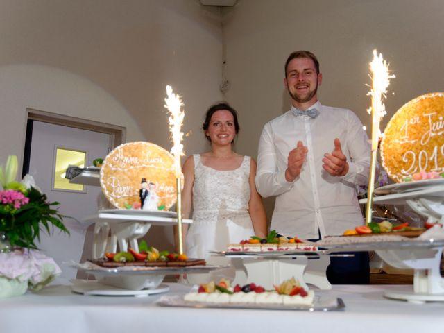 Le mariage de Pierre-Antoine et Anne-Lucie à Estrées-Saint-Denis, Oise 64