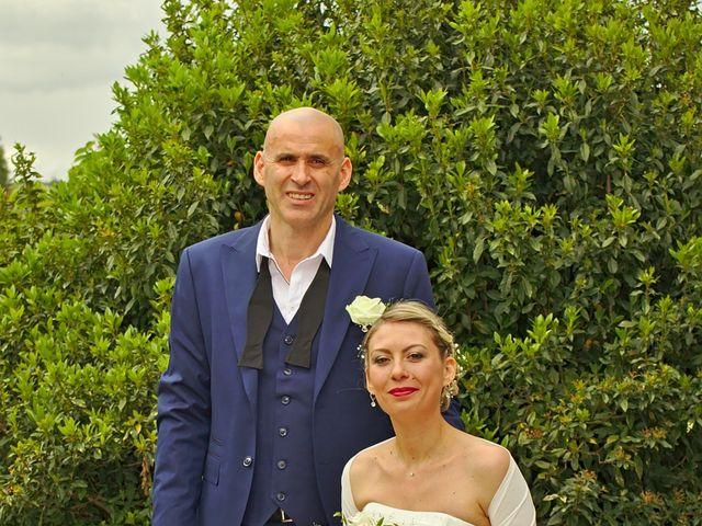 Le mariage de Bécherqui et Laura à L'Horme, Loire 5