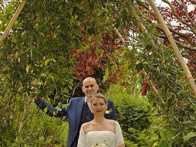 Le mariage de Bécherqui et Laura à L'Horme, Loire 7