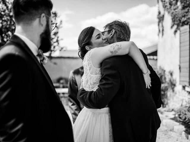 Le mariage de Mathieu et Manon à Volesvres, Saône et Loire 6