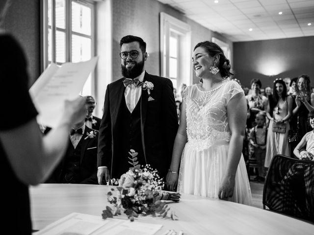 Le mariage de Mathieu et Manon à Volesvres, Saône et Loire 7