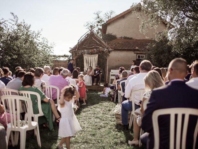 Le mariage de Mathieu et Manon à Volesvres, Saône et Loire 9