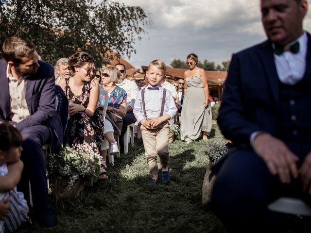 Le mariage de Mathieu et Manon à Volesvres, Saône et Loire 10