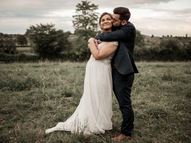 Le mariage de Mathieu et Manon à Volesvres, Saône et Loire 20
