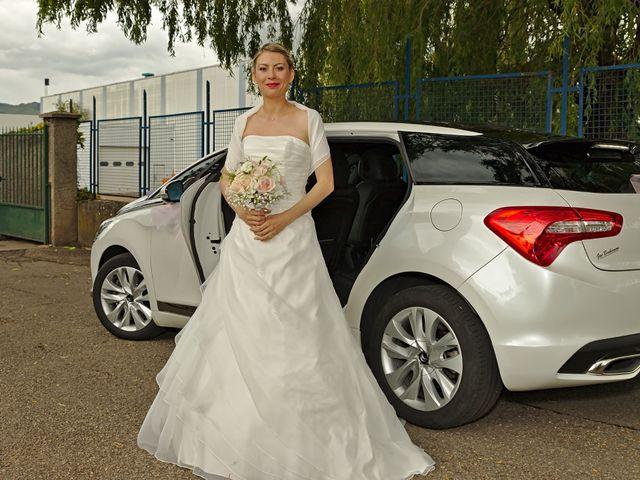 Le mariage de Bécherqui et Laura à L'Horme, Loire 2