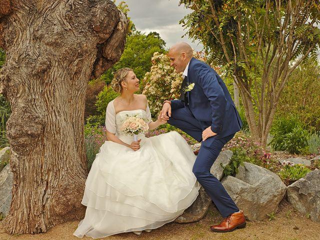Le mariage de Laura et Bécherqui