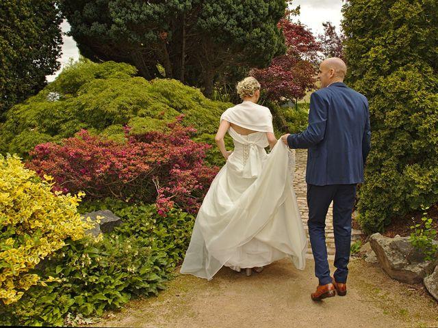 Le mariage de Bécherqui et Laura à L'Horme, Loire 9