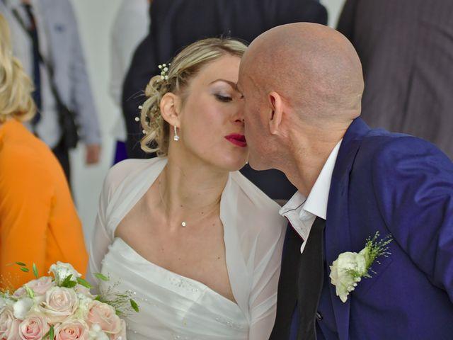 Le mariage de Bécherqui et Laura à L'Horme, Loire 18