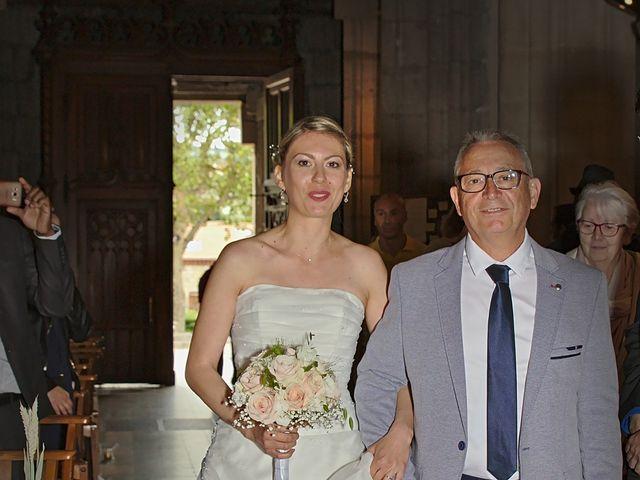 Le mariage de Bécherqui et Laura à L'Horme, Loire 22